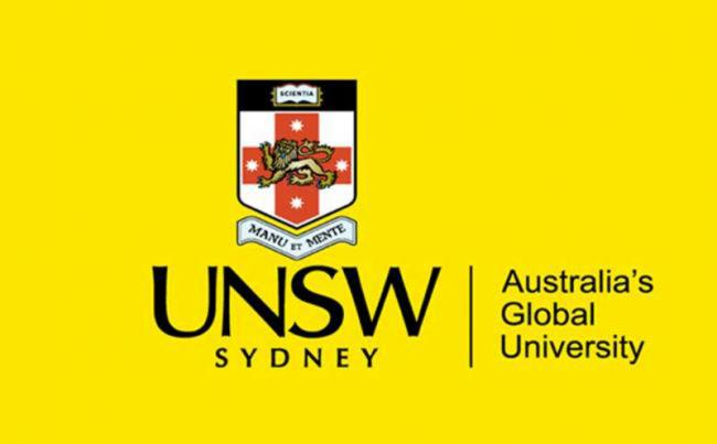 UNSW new yellow